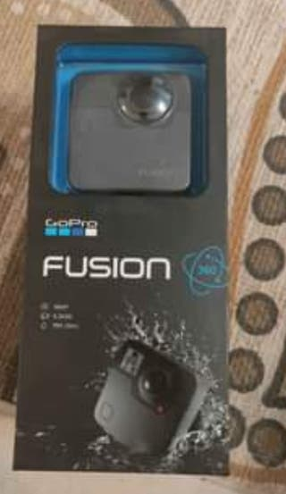cámara GoPro fusion 360