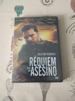 Requiem por un asesino. Dvd precintado