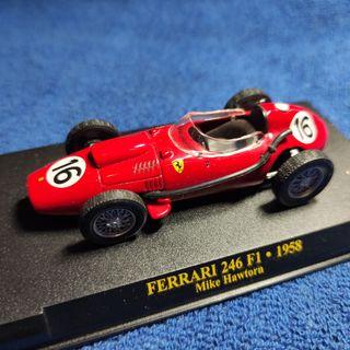 Ferrari 246 F1 de 1958