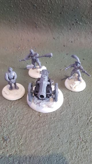warhammer cañón imperial