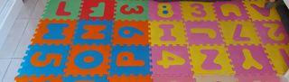 Colchoneta puzzle