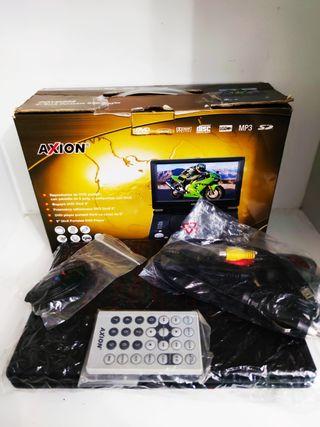 Reproductor DVD portable DivX