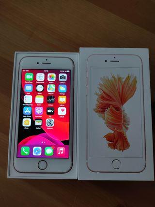 iPhone 6s 64 gigas Rosa Oro