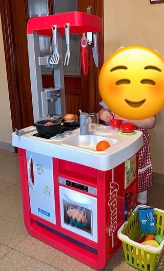 Vendo cocina de juguete