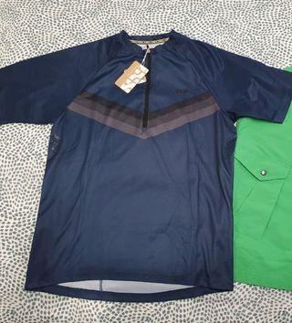 Camiseta Mtb IXS talla M maillot bicicleta montaña