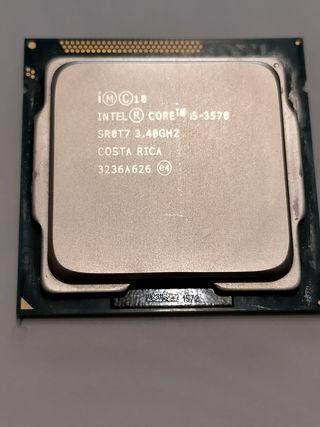Procesador i5-3570 SROT7 3.40GHZ