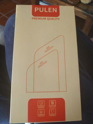 Protector de pantalla y cámara Samsung Galaxy A52