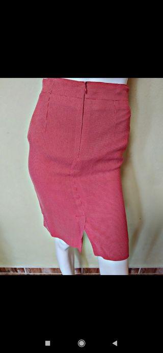 Falda de Missey