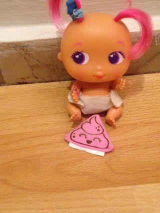 Muñeca mini bellie