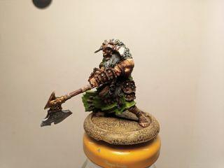 Warhammer héroe de Hordes.