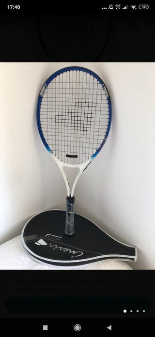 Raqueta de tenis Inesis
