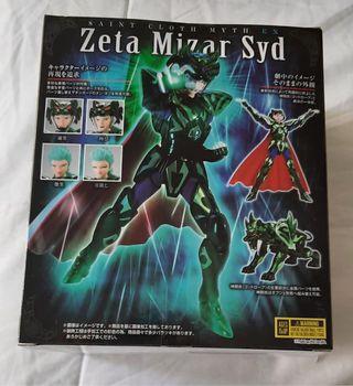 Cyd de mizar Zeta myth cloth EX