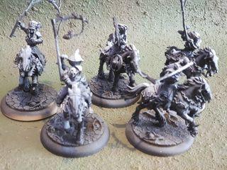 warhammer jinetes fantasmas