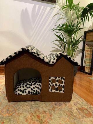 Casa perro mediano/pequeño