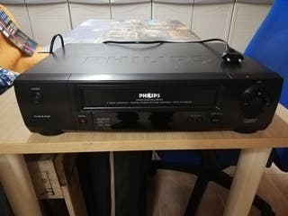Video Philips Vr 400.