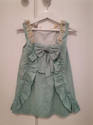 vestido Dolce Petit talla 4 años