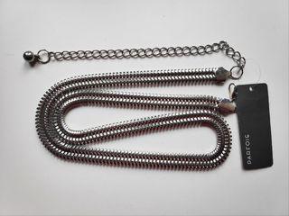 Cinturón de metal Parfois