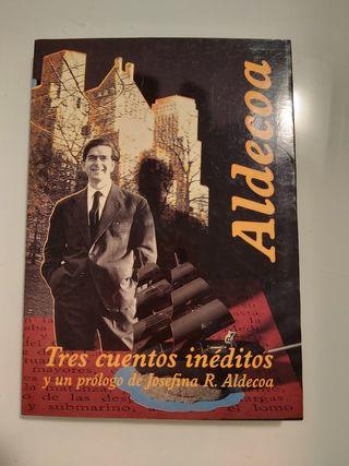 """Libro """"Tres cuentos inéditos"""""""