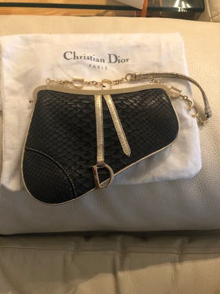 Bolso serpiente Christian Dior
