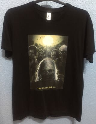 Camiseta The Walking Dead (Talla L)