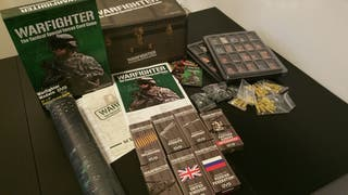 Warfighter the tactical special forces card game