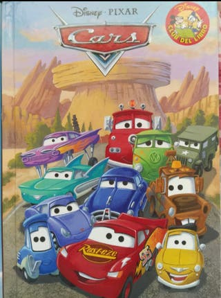 """Cuento """" Cars """""""