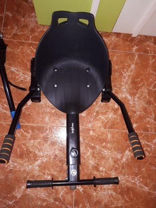 silla patin electrico hoberboard