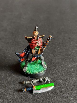 Warhammer 40.000 Lord Necron