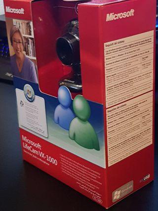 Microsoft Lifecam VX 1000