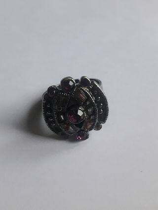 anillo bisutería