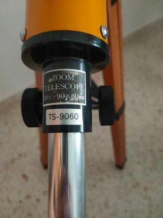 telescopio terrestre zeus