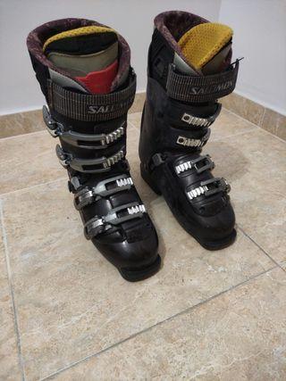 Botas esquí Salomón 40-41