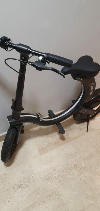 bici patín eléctrico