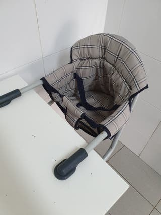 silla trona bebé viaje