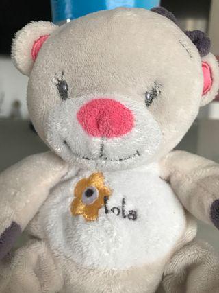 Peluche Osita (Lola)