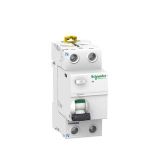interruptor diferencial 2 polos 40 amperios
