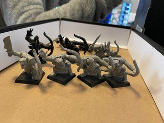 Warhammer arqueros orcos