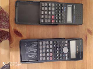 Calculadoras cientificas casio