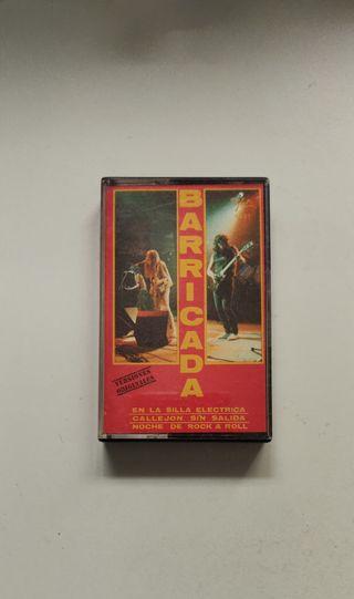 Cassette Barricada