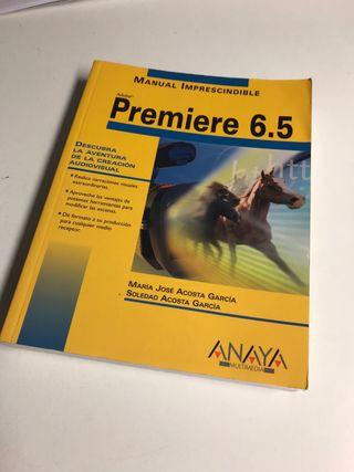 Libro Adobe Premier 6.5