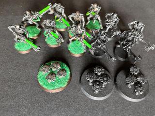 Warhammer 40.000 lote Necrones