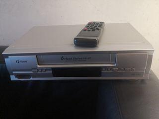 reproductor cintas video VHS