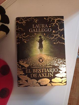 El Bestiario de Axlin - Laura gallego