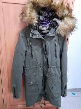 Abrigo talla S-M