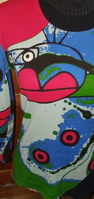 Camiseta estampada Paramita talla L