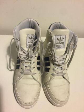 Botines Botitas Adidas Nro.35 Black&White