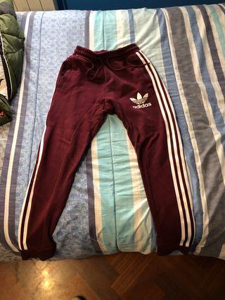 Pantalón chándal Adidas talla XS hombre NEGOCIABLE