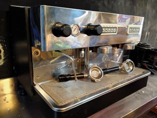 Cafetera de Bar.