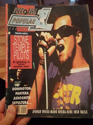 popular 1 revista rock