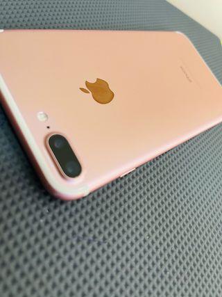 Iphone 7 Plus 256gb rosa